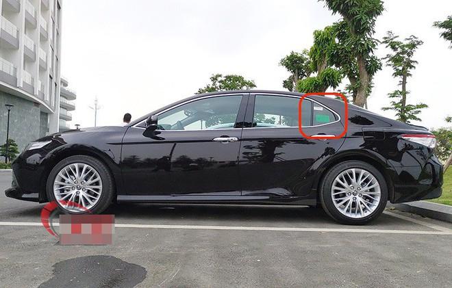 Những thiết kế bí mật trên ô tô không phải tài xế nào cũng biết - Ảnh 1.