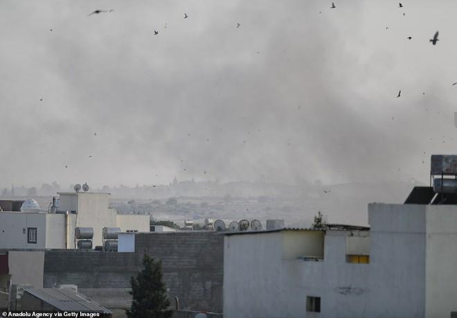 Chùm ảnh Tổng thống Assad bất ngờ xuất hiện đầy tự tin giữa vùng chiến sự khốc liệt Syria - Ảnh 10.