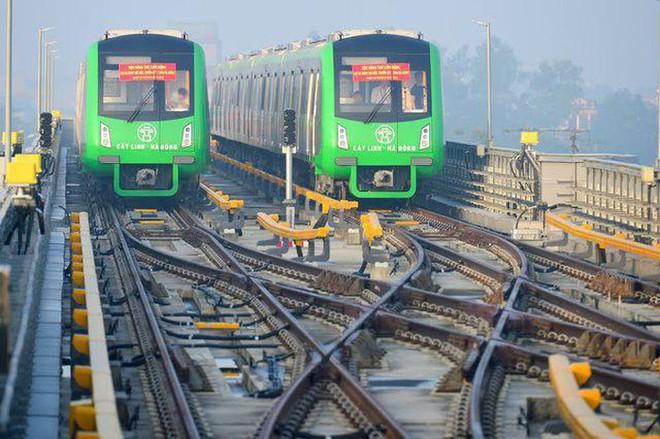 Vì sao đường sắt Cát Linh - Hà Đông kéo dài thêm 20 km đến Xuân Mai? - Ảnh 2.