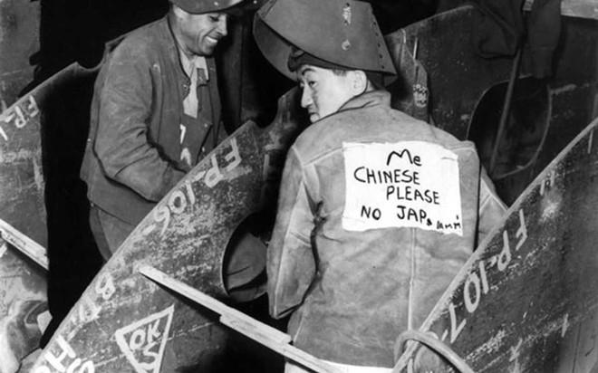 Người Trung Quốc ở Mỹ từng phải dán nhãn để tránh nhầm với người Nhật - ảnh 2