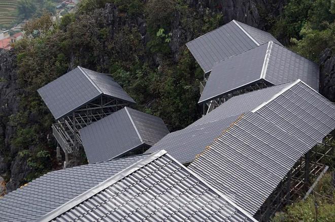 Cận cảnh siêu dự án Panorama phiên bản Đồng Văn bị đình chỉ - Ảnh 5.