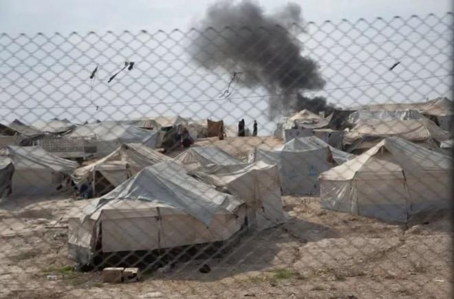 """Ám ảnh cuộc sống bên trong trại tị nạn """"địa ngục"""" ở Syria - ảnh 5"""