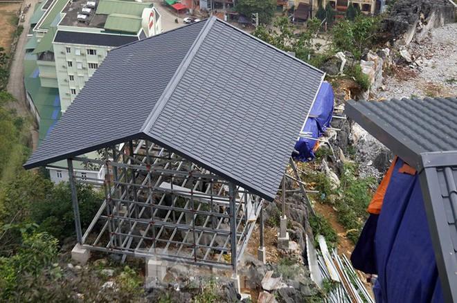 Cận cảnh siêu dự án Panorama phiên bản Đồng Văn bị đình chỉ - Ảnh 6.