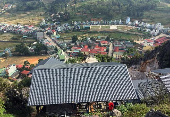 Cận cảnh siêu dự án Panorama phiên bản Đồng Văn bị đình chỉ - Ảnh 10.