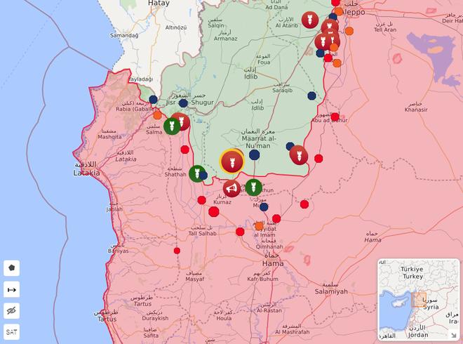 Xe quân sự Nga rầm rập tiến về Đông Bắc Syria - Người Kurd không rút nhanh sẽ bị đánh tơi tả - Ảnh 8.