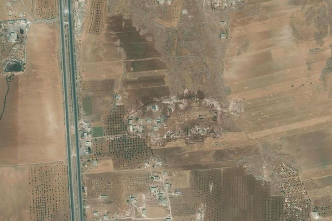 CẬP NHẬT: Thổ chuyển lửa từ miền Đông sang miền Tây Syria, Nga chuẩn bị cơ động đánh Idlib? - ảnh 1