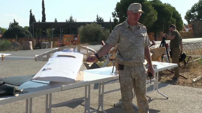 Nga luôn đi trước một bước, UAV phiến quân ngơ ngác khi bị tóm sống ở căn cứ Khmeimim - Ảnh 3.