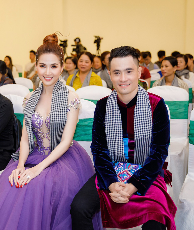Hoa hậu Đền Hùng Giáng My ngồi ghế nóng cuộc thi Người đẹp Xứ dừa 2019 - Ảnh 5.