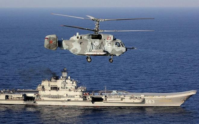 """30 tỷ USD để QĐ Nga bứt tốc: Tập trung cho """"hàng khủng"""" mặc kệ TQ và Mỹ đối đầu trên biển?"""