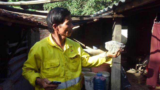 Dân bức xúc, tố cáo nhà máy thép Dung Quất thi công sai trái - Ảnh 1.