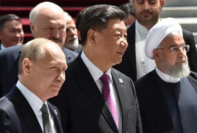 Hé lộ tính toán thiệt, hơn trong tập trận chung Nga, Iran, Trung Quốc - Ảnh 1.