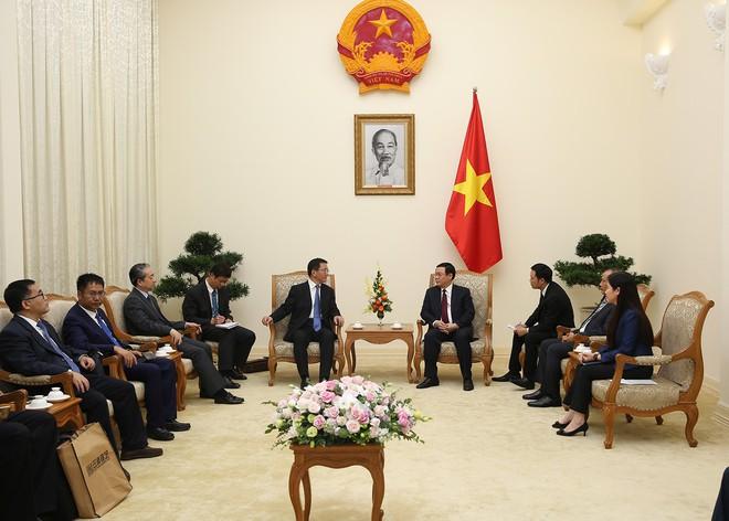 Phó Thủ tướng Vương Đình Huệ đề nghị phía Trung Quốc khơi thông nông sản xuất khẩu từ Việt Nam - Ảnh 2.