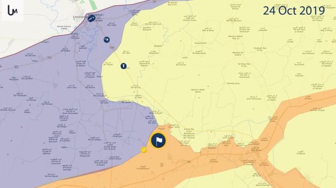S-300 chưa cần khai hỏa, KQ Israel chạy tóe khói ở Syria - Nga xứng danh đại ca? - Ảnh 4.