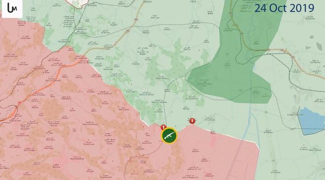 S-300 chưa cần khai hỏa, KQ Israel chạy tóe khói ở Syria - Nga xứng danh đại ca? - Ảnh 3.