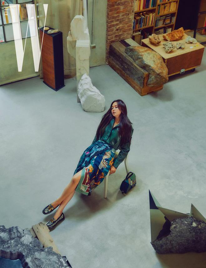 Hoa hậu Hàn Quốc Honey Lee U40 ngày càng đẹp rực rỡ - Ảnh 16.