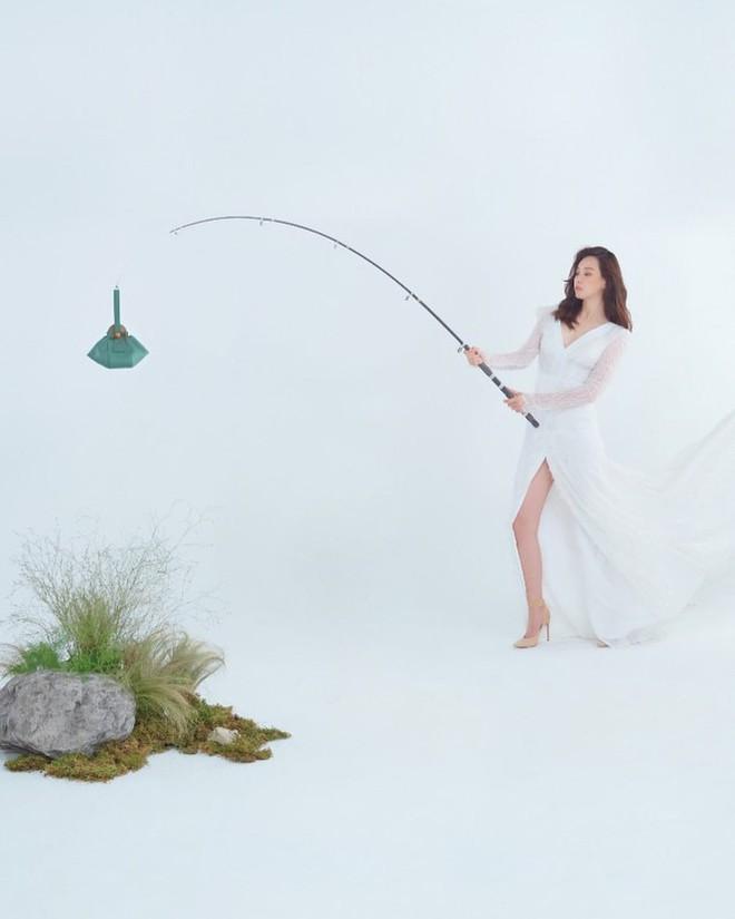 Hoa hậu Hàn Quốc Honey Lee U40 ngày càng đẹp rực rỡ - Ảnh 30.