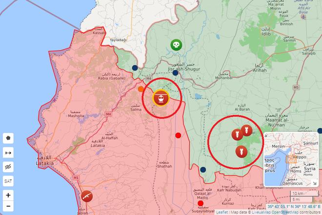 CẬP NHẬT: Quân đội Syria bất ngờ nhận món quà từ trên trời rơi xuống do Thổ và Mỹ dâng tặng - Ảnh 7.