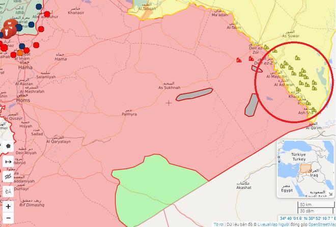 CẬP NHẬT: Quân đội Syria bất ngờ nhận món quà từ trên trời rơi xuống do Thổ và Mỹ dâng tặng - Ảnh 17.