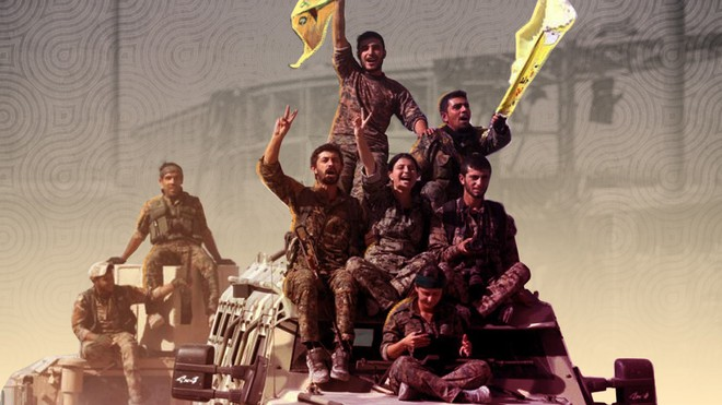 CẬP NHẬT: Quân đội Syria bất ngờ nhận món quà từ trên trời rơi xuống do Thổ và Mỹ dâng tặng - Ảnh 12.