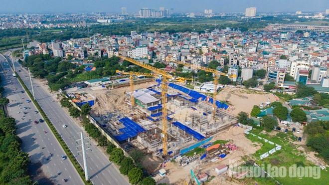 Toàn cảnh bệnh viện 5 sao 2.000 tỉ đồng xây chui sắp bị cưỡng chế - Ảnh 2.
