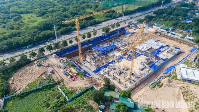 Toàn cảnh bệnh viện 5 sao 2.000 tỉ đồng xây chui sắp bị cưỡng chế - Ảnh 3.