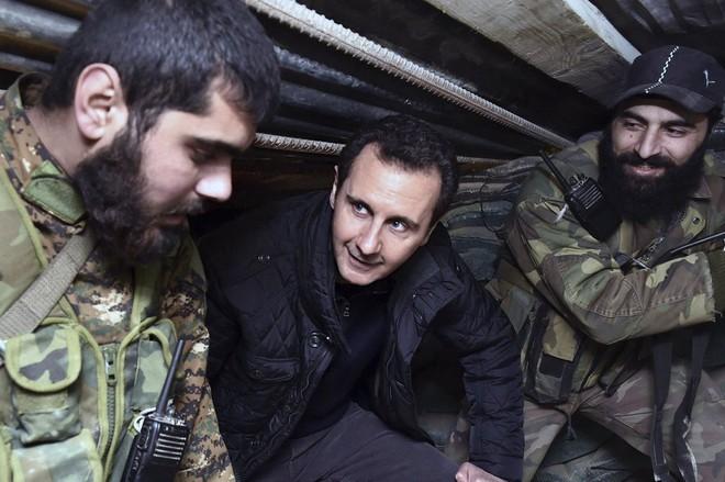 Nga-Thổ chung tay vẽ bản đồ Syria: Vì sao Iran bỗng dưng bị cho ra rìa? - ảnh 1