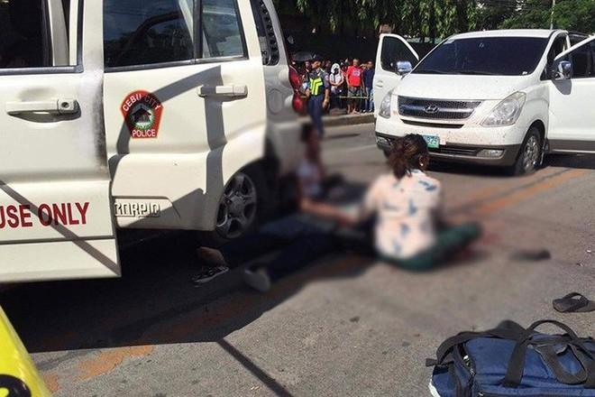 Thị trưởng tai tiếng Philippines mặc áo chống đạn vẫn bị bắn chết ngay ngoài đường phố - ảnh 2