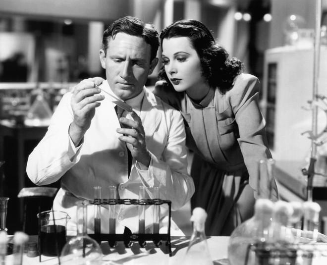 Nhà khoa học bị lãng quên dưới thân phận nữ diễn viên đẹp nhất Hollywood - Ảnh 16.