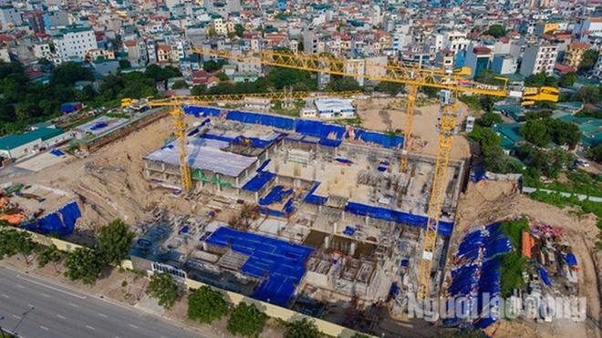 Toàn cảnh bệnh viện 5 sao 2.000 tỉ đồng xây chui sắp bị cưỡng chế - Ảnh 5.
