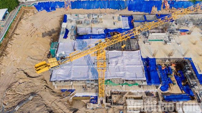 Toàn cảnh bệnh viện 5 sao 2.000 tỉ đồng xây chui sắp bị cưỡng chế - Ảnh 7.