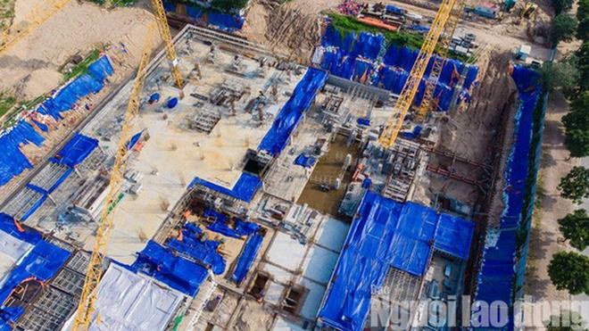 Toàn cảnh bệnh viện 5 sao 2.000 tỉ đồng xây chui sắp bị cưỡng chế - Ảnh 8.