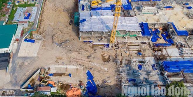 Toàn cảnh bệnh viện 5 sao 2.000 tỉ đồng xây chui sắp bị cưỡng chế - Ảnh 9.