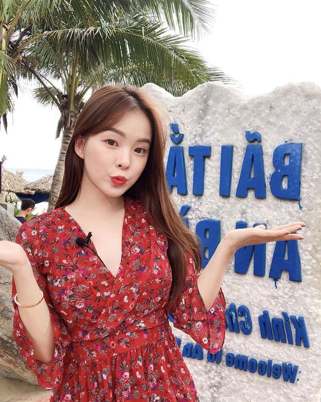 Người mẫu nội y xứ Hàn xinh tươi giữa biển trời Phú Quốc - Ảnh 8.
