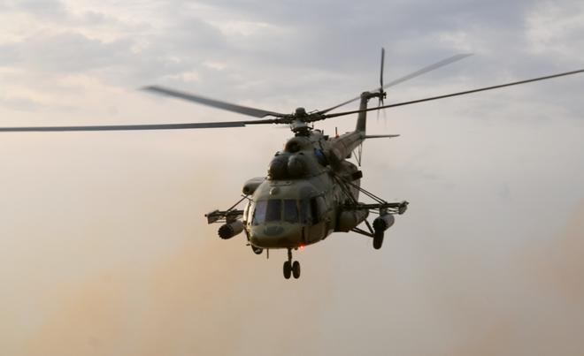 Trực thăng Nga đổ bộ căn cứ Mỹ, quân cảnh áp sát biên giới Syria: Chiếm trận địa thần tốc - ảnh 1