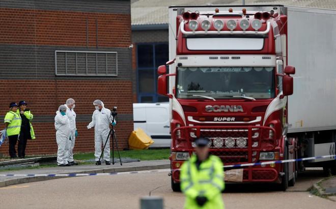 Trong số 39 người tử nạn trên xe tải ở Anh có một phụ nữ Việt Nam?