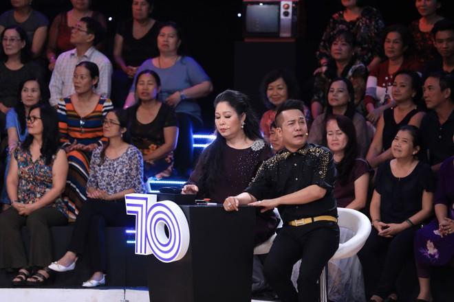 Nghệ sĩ Minh Nhí xúc động xin lỗi vì ba trên truyền hình - Ảnh 4.