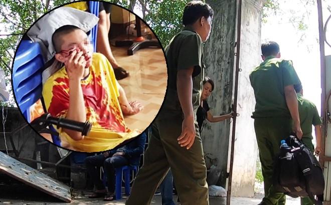 """Nhóm người lạ """"tấn công"""" tịnh thất Bồng Lai: Sư thầy bị ném gạch chảy máu, mất tài sản hơn 300 triệu đồng"""