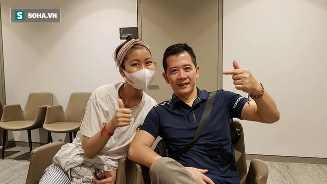 Tâm sự rơi nước mắt của đạo diễn Đỗ Đức Thành khi con gái ghép tuỷ lần 2 để  chữa ung thư - Ảnh 1.