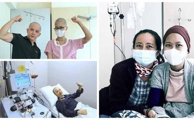 Tâm sự rơi nước mắt của đạo diễn Đỗ Đức Thành khi con gái ghép tuỷ lần 2 để  chữa ung thư