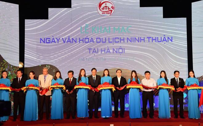 Khai mạc Ngày Văn hóa, Du lịch Ninh Thuận tại Hà Nội - Ảnh 1.
