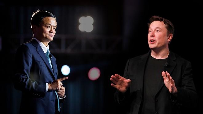 Jack Ma lên tiếng: Đánh bại tỷ phú Mỹ bằng câu nói vô cùng thâm thúy, đó là gì? - Ảnh 2.