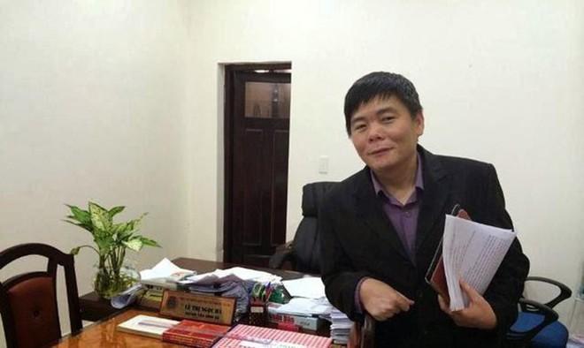 VKSND Tối cao thụ lý khiếu nại của vợ chồng LS Trần Vũ Hải - Ảnh 1.