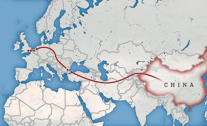 3 tuyến đường 'chết chóc' đưa lậu người từ Trung Quốc sang Anh - ảnh 1
