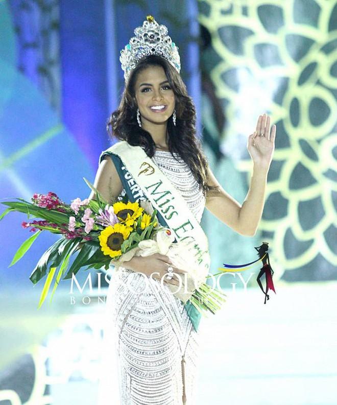 Nhan sắc quyến rũ của người đẹp giúp Puerto Rico lần đầu chiến thắng tại Hoa hậu Trái đất - Ảnh 3.