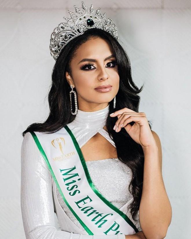 Nhan sắc quyến rũ của người đẹp giúp Puerto Rico lần đầu chiến thắng tại Hoa hậu Trái đất - Ảnh 6.