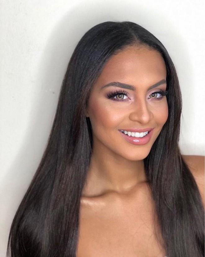 Nhan sắc quyến rũ của người đẹp giúp Puerto Rico lần đầu chiến thắng tại Hoa hậu Trái đất - Ảnh 8.