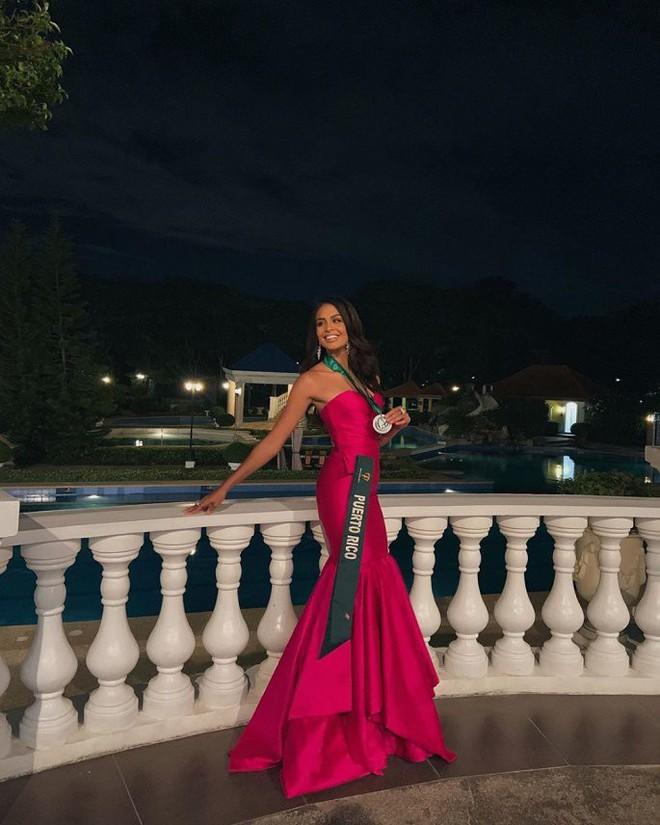 Nhan sắc quyến rũ của người đẹp giúp Puerto Rico lần đầu chiến thắng tại Hoa hậu Trái đất - Ảnh 9.