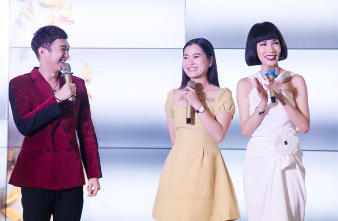Ngô Kiến Huy hào hứng hát live ca khúc hit - ảnh 2
