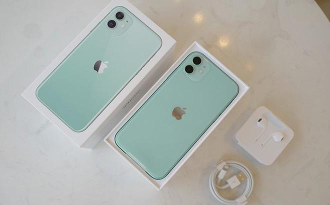 iPhone 11 chính hãng rẻ 1-2 triệu đồng so với giá niêm yết