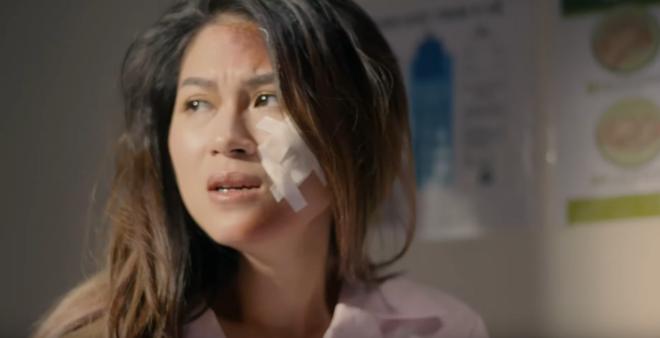 Ngọc Thanh Tâm chịu bầm dập đóng phim về chuyện có thật trong showbiz - Ảnh 4.